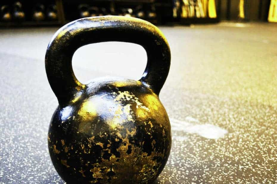 Kettlebell Schede Free