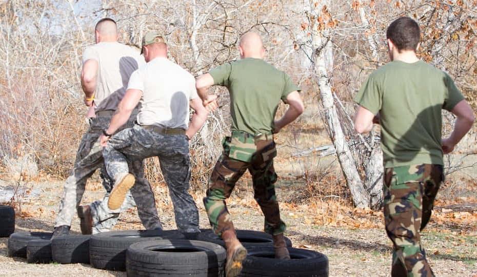 1 Settimana Military